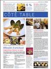 article de presse Le Télégramme 04/07/2014