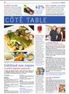 article de presse Le Télégramme 11/07/2014