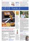 article de presse Le Télégramme 18/07/2014