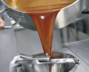 Les Comptoirs de Saint-Malo - photo de caramel liquide