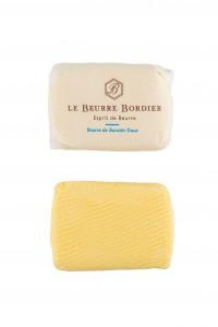 Beurre Bordier 125gr doux