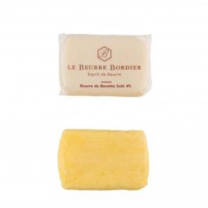 Beurre Bordier 125gr salé