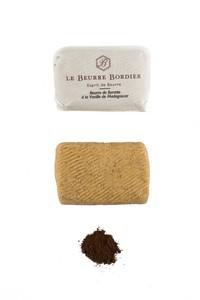 Beurre Bordier 125gr vanille de Madagascar