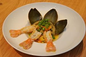 le-beurre-bordier-recettes-effeuille-d'artichaud-langoustine