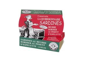 boite sardines au piment d'espelette